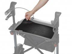 Anti slip mat for tray